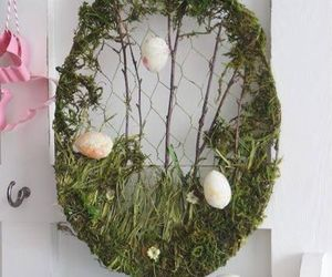 craft, creative, and easter craft image