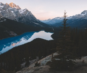 mountain, photography, and travel image