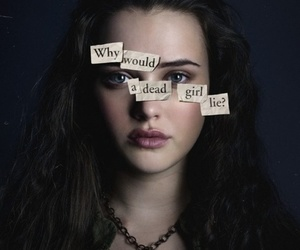 13 reasons why, hannah baker, and 13reasonswhy image