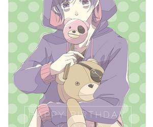 anime, anime boy, and kanato image