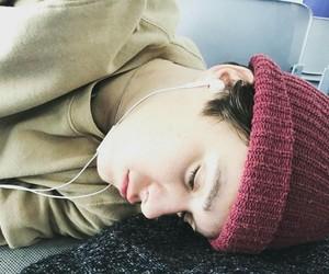 the vamps, brad, and sleep image
