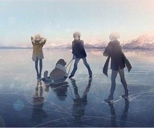 yuri on ice, anime, and plisetsky image