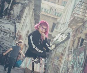 uchuu kei, party kei, and space japanese fashion image
