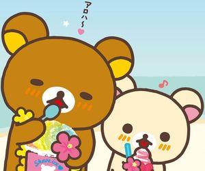 rilakkuma, cute, and kawaii image