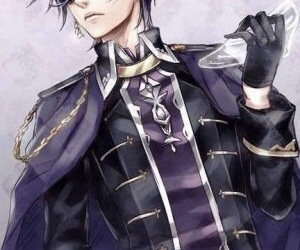 anime, black butler, and ciel phantomhive image