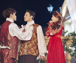 bromance, kdrama, and park hyungsik image