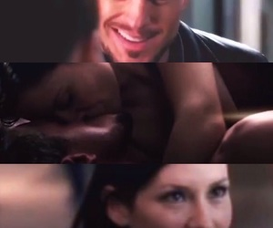 always, mark and lexie, and amour image