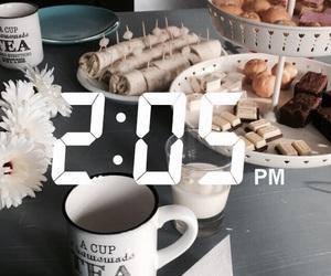 aesthetic, high tea, and retro image
