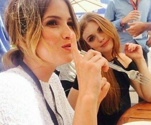 holland roden and shelley henning image