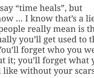 forget, heals, and hope image