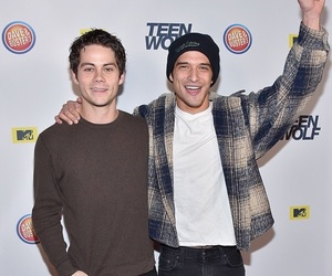 brothers, tyler posey, and dylan o'brien image