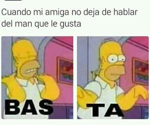 Basta, chicas, and chicos image