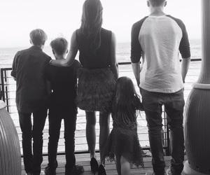 daughter, kids, and beckhamfamily image