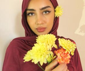 allah, arab, and beauty image