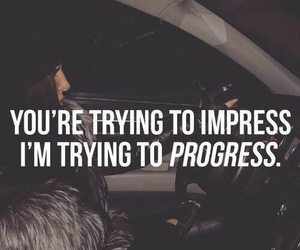 quote, progress, and text image