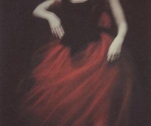 ballet, dark, and fashion image