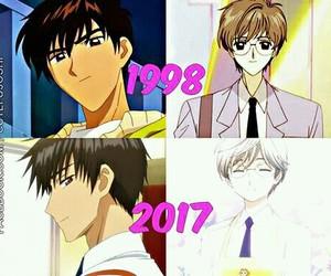 anime, sakura card captor, and touya image