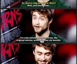 harry potter, funny, and star wars image