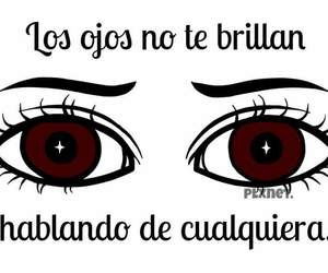 frases, love, and eyes image