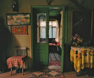 home, vintage, and house image