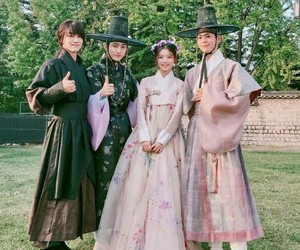 kdrama, moonlight drawn by clouds, and jinyoung image