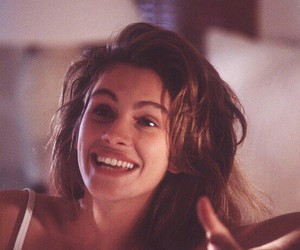 julia roberts, beauty, and smile image