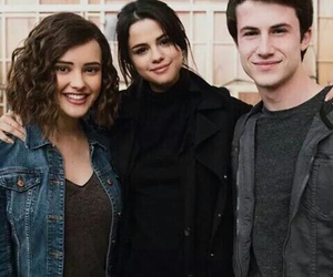 13 reasons why, selena gomez, and netflix image