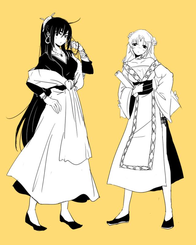 magi and anime image