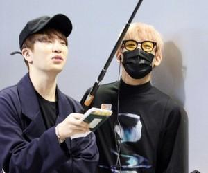 kpop, youngjae, and sunshine image
