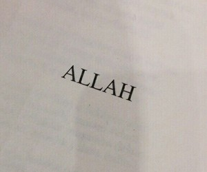 allah, islam, and ♡ image