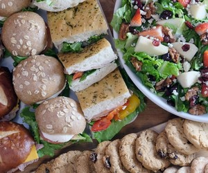 sliders value combo, slider sandwiches, and ingallina's combo image