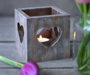 candle and love image