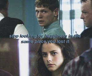 Effy, skins, and cook image