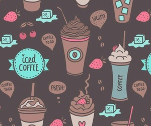 wallpaper, coffee, and background image
