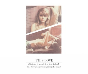 1989, taylor swift lyrics, and Lyrics image