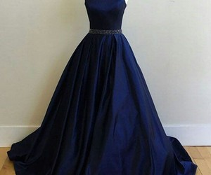 dress and blue prom dresses image