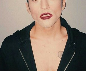 singer, mitch grassi, and ptx image