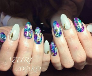 fashion, many colors, and pedicure image