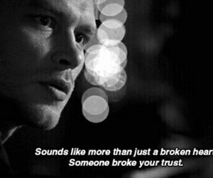 trust, broken, and The Originals image