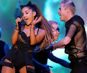 ariana grande, arianagrande, and honeymoon tour image