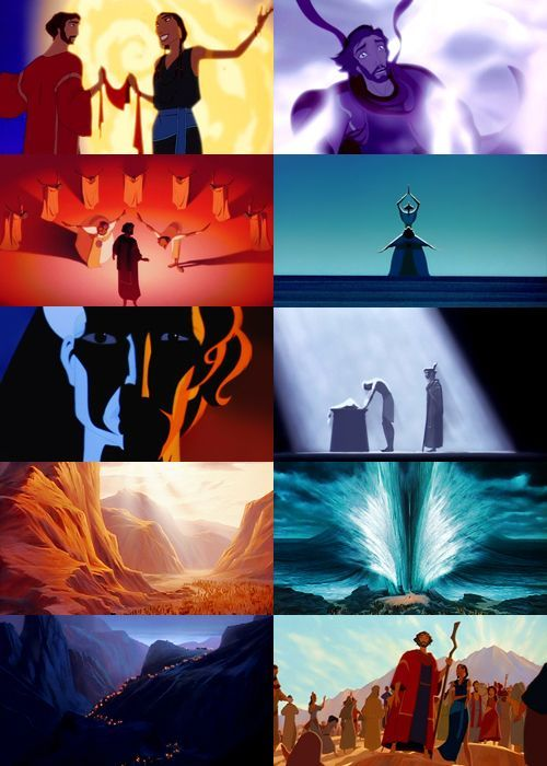 dreamworks, Moses, and ramses image