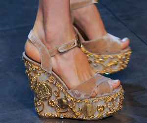 Dolce & Gabbana and shoes image