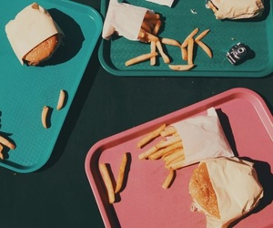 food, aesthetic, and vintage image