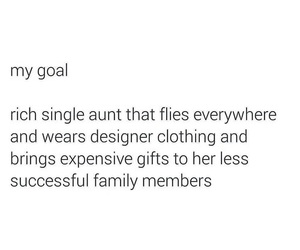 goals, rich, and funny image