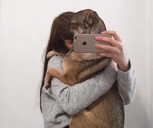 adorable, mirror, and sweatshirt image