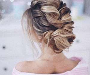 hair, style, and cute image