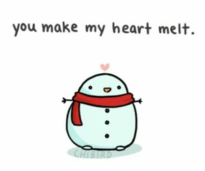 snowman and cute image