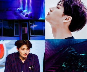 aesthetic, JB, and kpop image