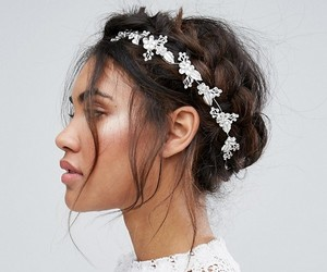 accessories, jewelled, and hair slides image