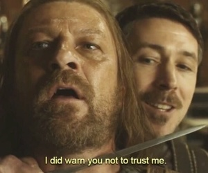 trust, got, and game of thrones image